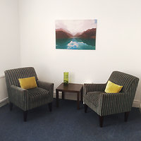 Counselling. 2-chairs